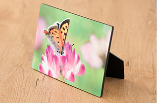 Sublimation on hardboard